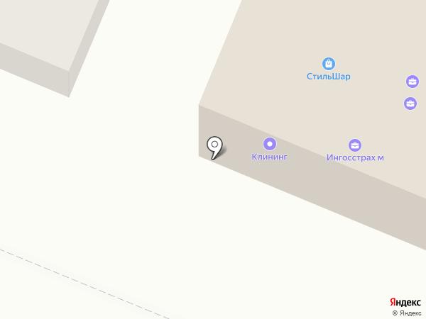 АБРИС на карте Емельяново