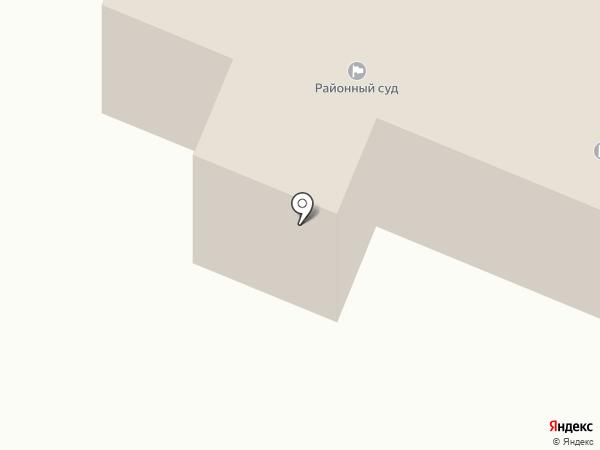 Емельяновский районный суд на карте Емельяново