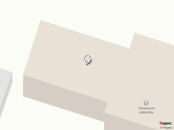 Воскресная школа на карте Емельяново
