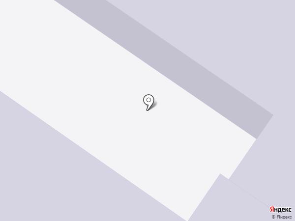 Емельяновская средняя общеобразовательная школа №1 на карте Емельяново