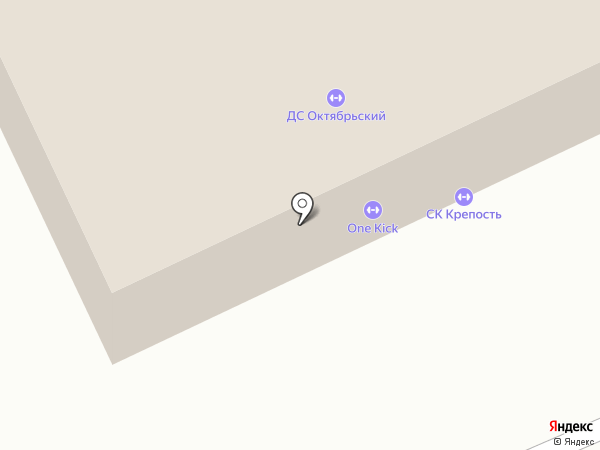 Хороший на карте Красноярска