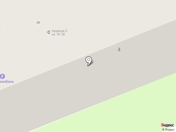 ЭКСПЕРТ на карте Красноярска
