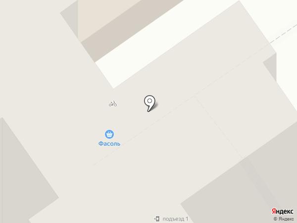 U-market на карте Красноярска