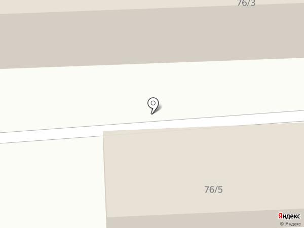 Красноярская межрайонная больница №3 на карте Красноярска