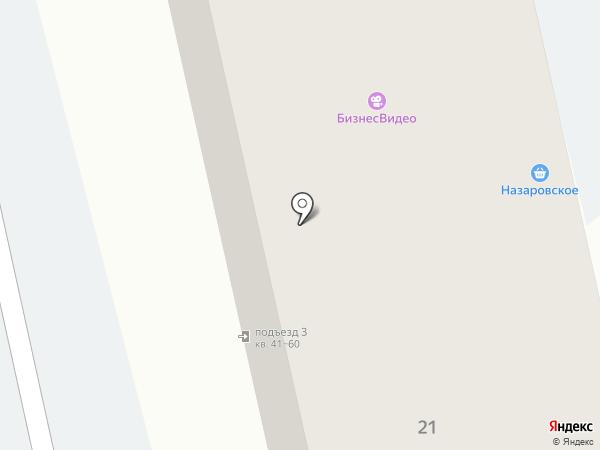 Сокол на карте Красноярска