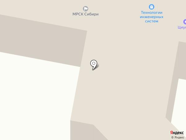 Лоренц Арт на карте Красноярска