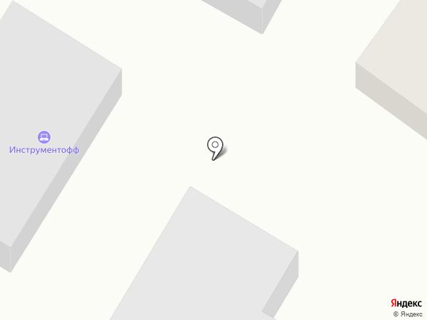 Партнер Строй на карте Красноярска