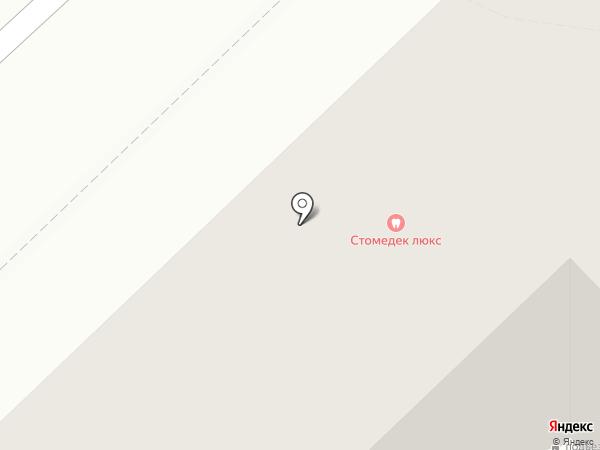 Гранд-2000 на карте Красноярска