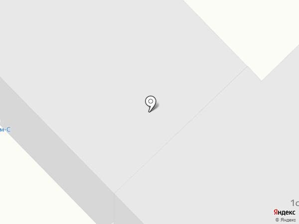 Автомобильная справочная служба на карте Красноярска