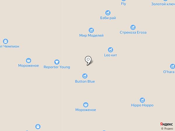 Зазеркалье на карте Красноярска