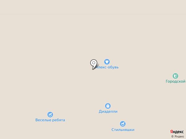 Lemur на карте Красноярска