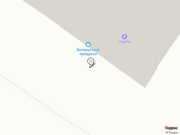 Слава на карте Красноярска