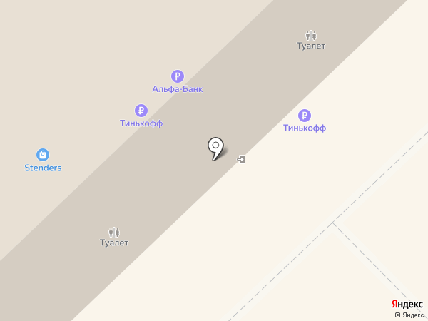 Fiora на карте Красноярска