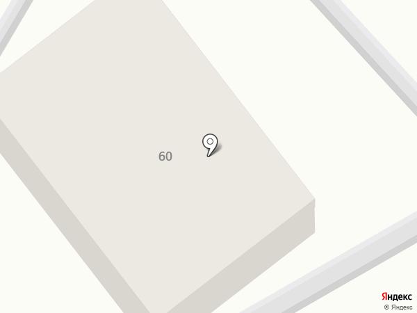 Бауэр Групп на карте Красноярска