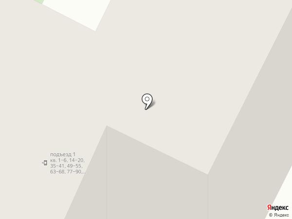Альбион-Техномаркет на карте Красноярска