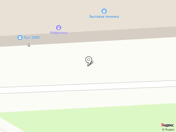 Мама Йога на карте Красноярска
