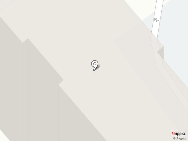 Страховое агентство на карте Красноярска