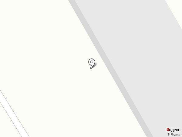 Термодом на карте Красноярска