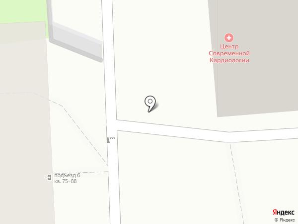 TERVE на карте Красноярска