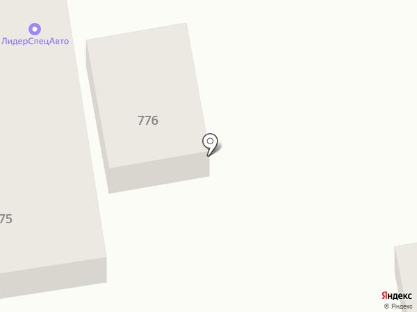 ЛидерСпецАвто на карте Солонцов