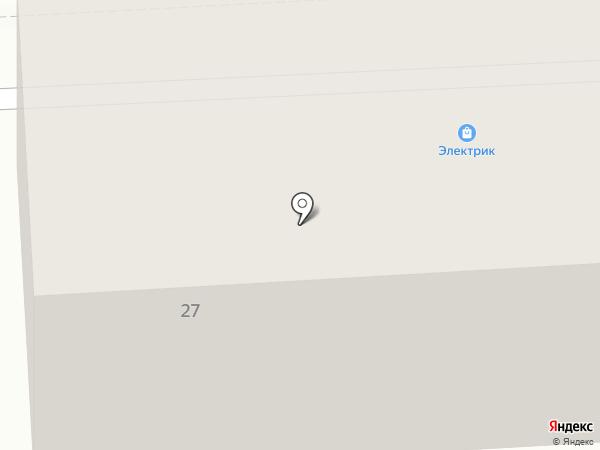 Электрик на карте Красноярска
