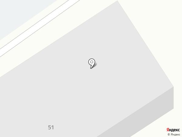 Полимер-холдинг на карте Красноярска