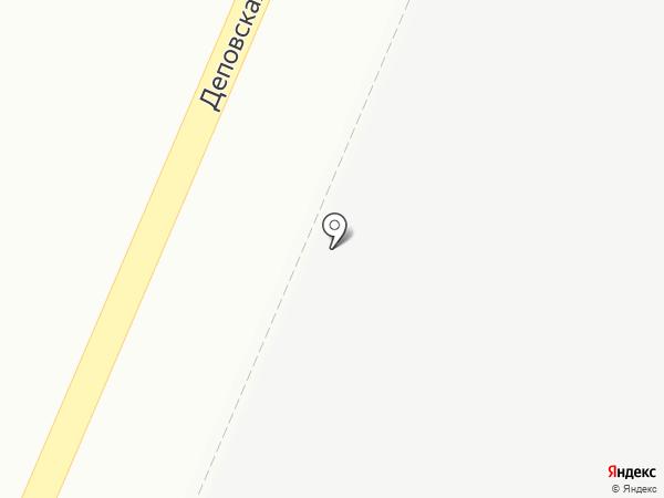 КРАССЕЛЬМАШ на карте Красноярска
