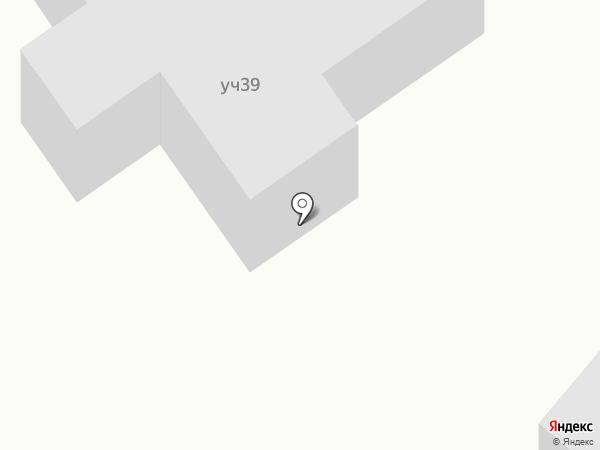 Русская Деревня на карте Солонцов