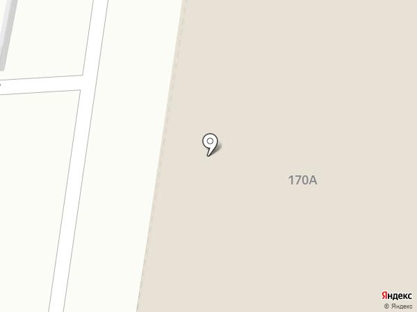 Саспенс на карте Красноярска