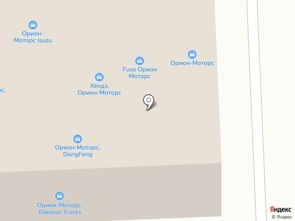 Артул на карте Солонцов