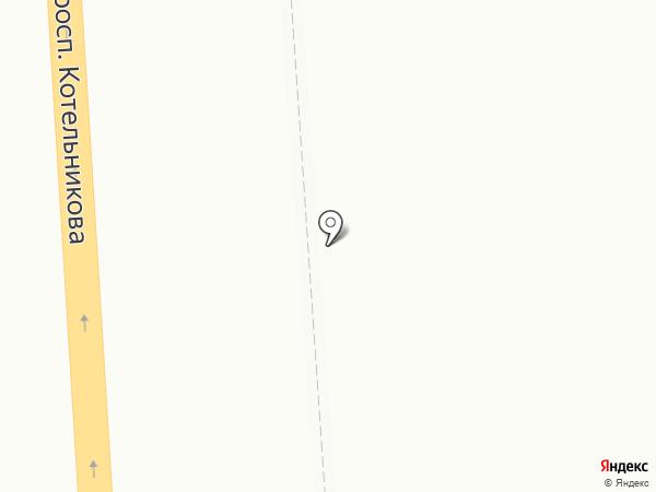 Сибит-Стройбыт на карте Солонцов