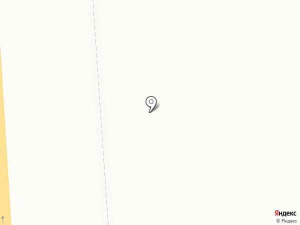 Теплый дом на карте Солонцов