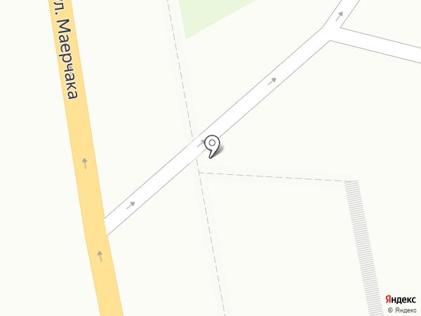 Кафе быстрого питания на проспекте Котельникова на карте Солонцов