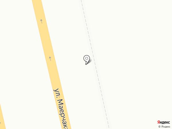 Смайк на карте Солонцов
