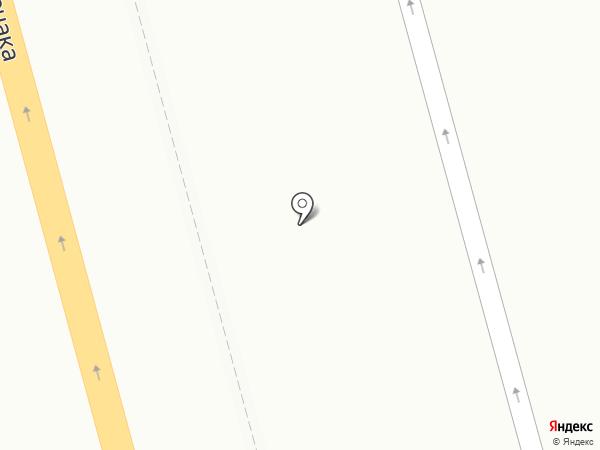АЗС 25 часов на карте Солонцов