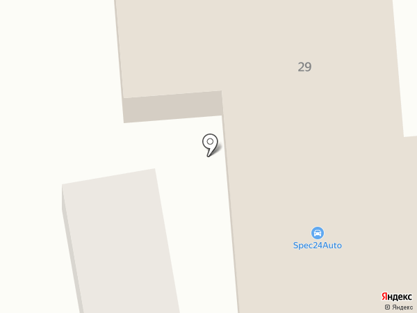 АвтоСпецМаш на карте Солонцов