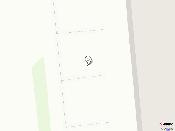 Сибирский Визовый Центр на карте Красноярска