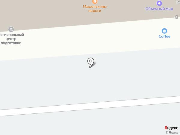 Ногтевая школа-студия Жанны Баженовой на карте Красноярска