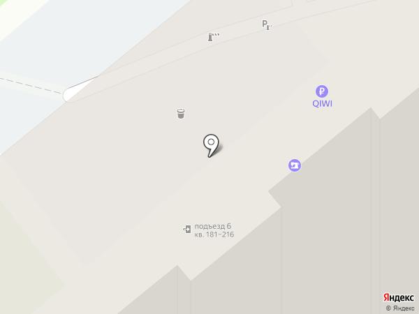 Цифровое Сердце на карте Красноярска