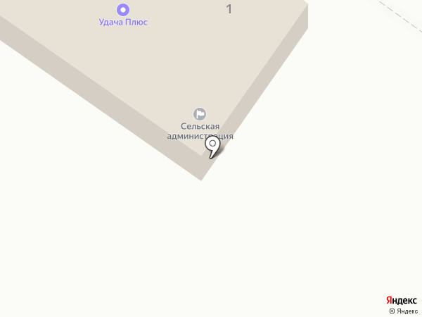 Администрация сельского поселения Солонцы на карте Солонцов