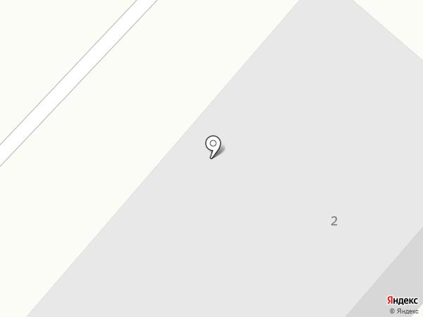 Одоннелл на карте Солонцов