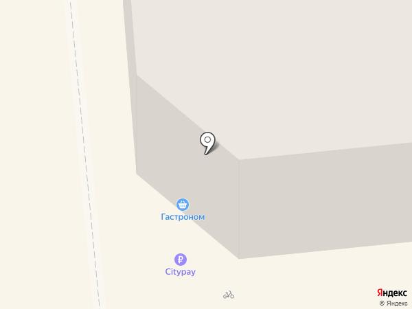Главгастроном на карте Красноярска