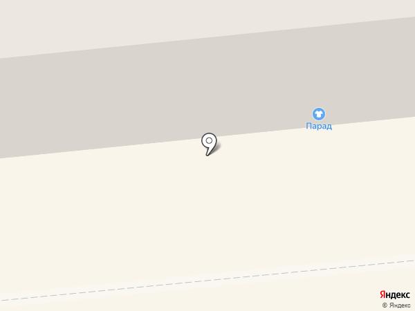 АбсолютМед на карте Красноярска
