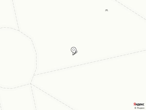 Сибирская губерния на карте Красноярска