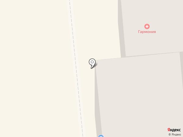 Merci на карте Красноярска