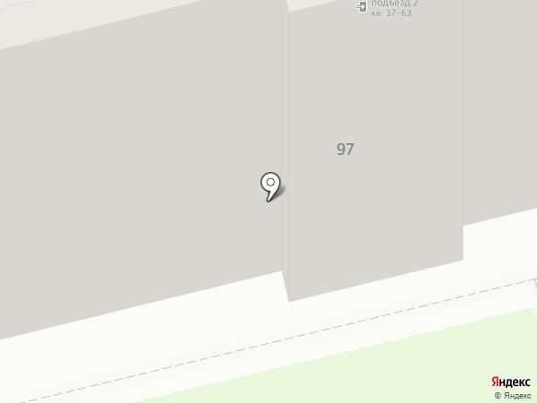 124animals.com на карте Красноярска