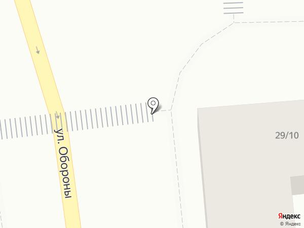 ДэлаФлора на карте Красноярска