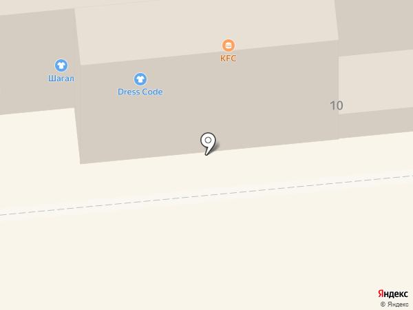 Lavaredo на карте Красноярска