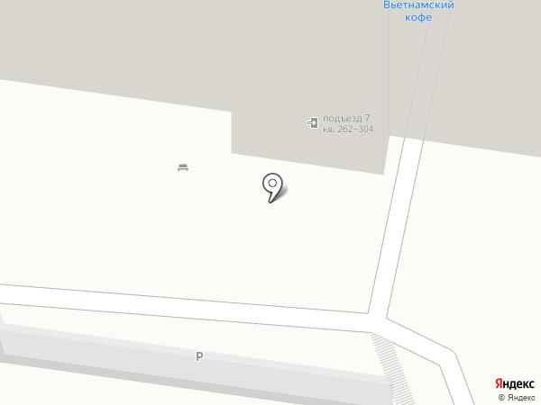 Онлайн-сцена на карте Красноярска