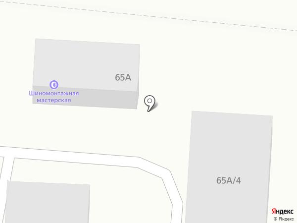 Компания по аргонной сварке на карте Красноярска